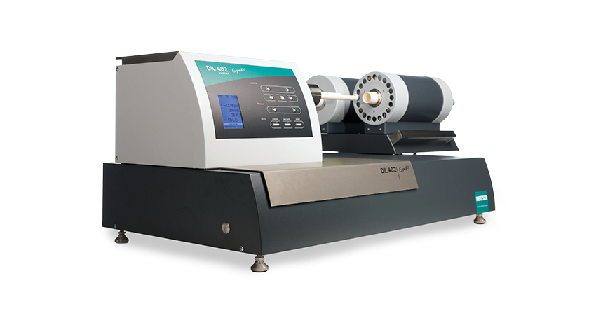 DIL 402 Expedis Select & Supreme 高精度熱膨張計