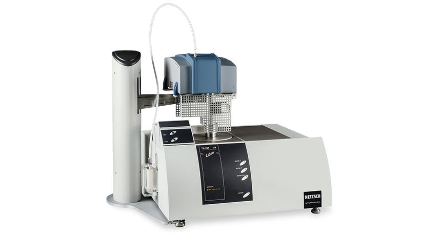 PERSEUS® TG 209 F1 TG-FTIRカップリングシステム