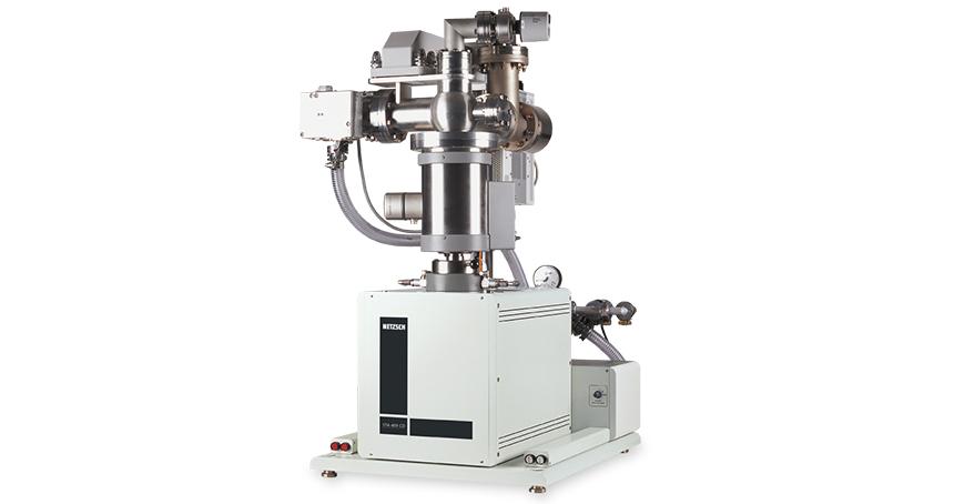 QMS 403/5 SKIMMER スキマー型発生ガス分析装置