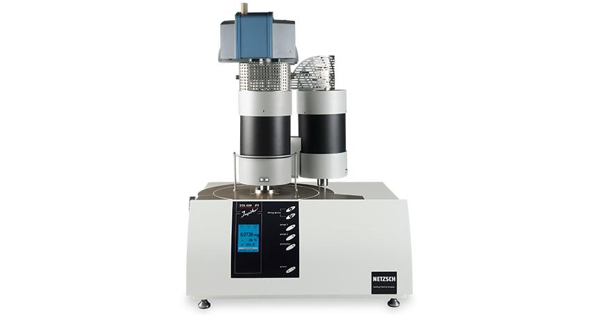 PERSEUS® STA 449 F1/F3 STA-FTIRカップリングシステム