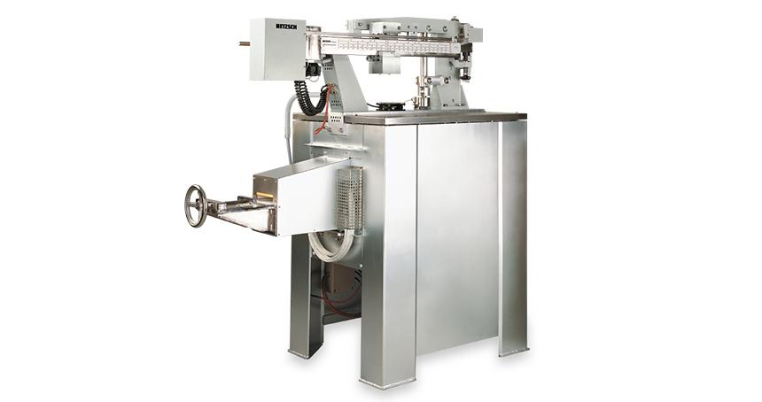 HMOR 熱間曲げ試験装置