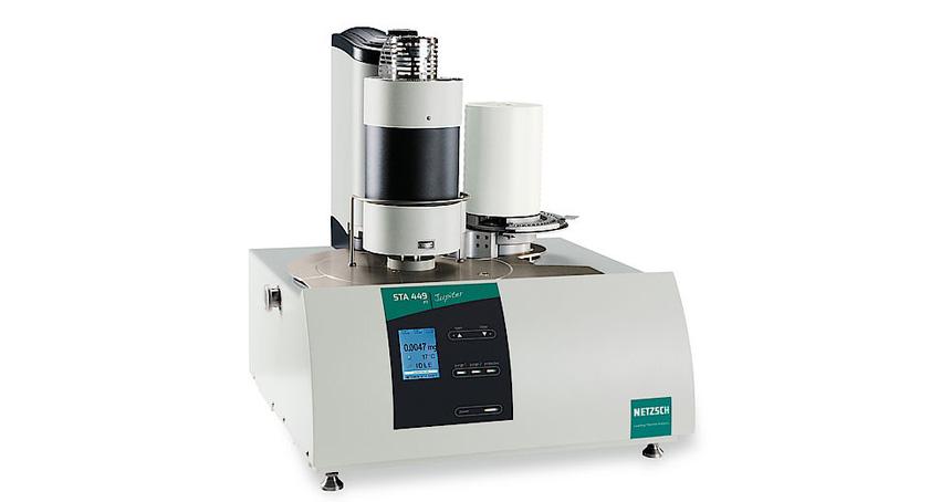 STA 449 Jupiter Series 熱重量/示差熱同時測定装置